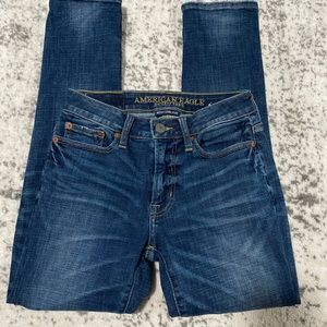 American Eagle jeans slim fit size 26 x 28